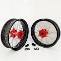 La paire de roue