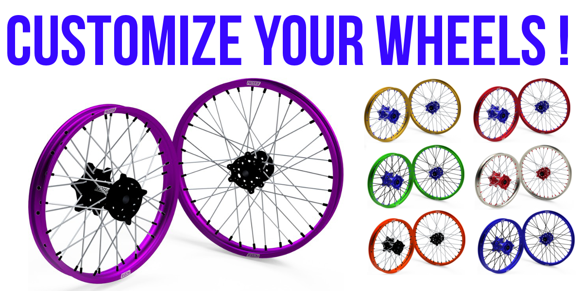 Customize Your Wheels !!!