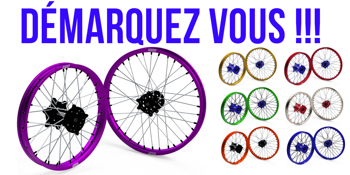 Personnalises tes Roues !!!