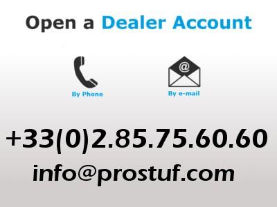 Open a Dealer Account
